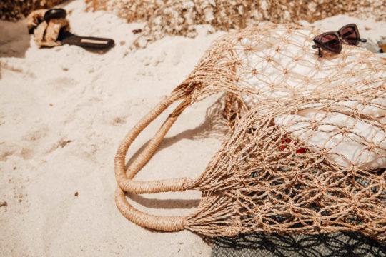 onvacay Sanur Netztasche aus Seegras handgeflochten onvacay.de @onvacayshop