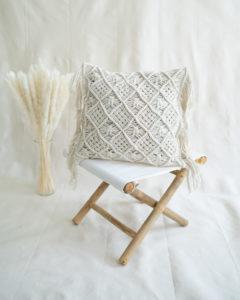 "Produktabbildung: Cushion cover ""Balian"""