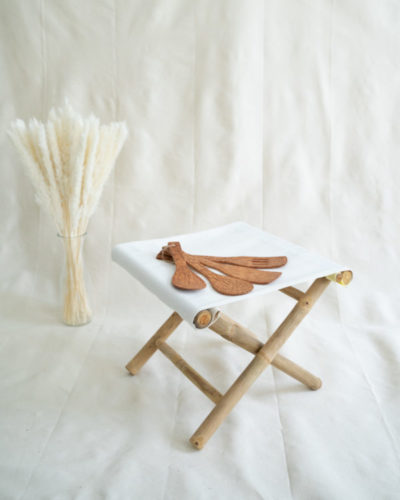 "Produktabbildung: ""Mui Ne"" Coconut Wood Cooking Set"