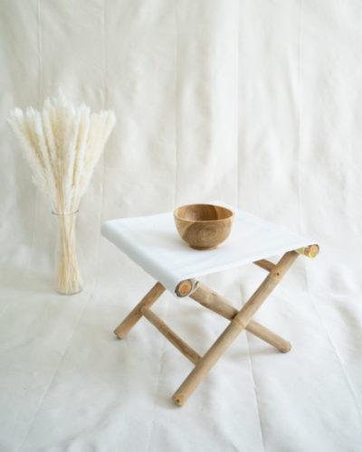"""Produktabbildung: Teak Bowl """"Batur"""" 15 cm"""
