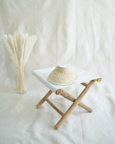 "Produktabbildung: Visor ""Lembongan"" made out of straw in natural"
